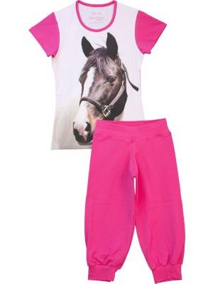 Letné pyžamo kôň